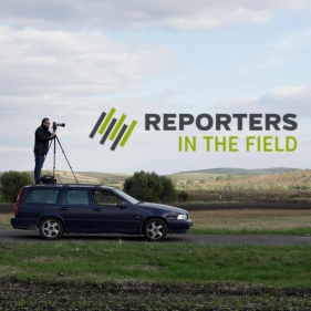 "Crossborder grants at ""Reporters in the Field"""