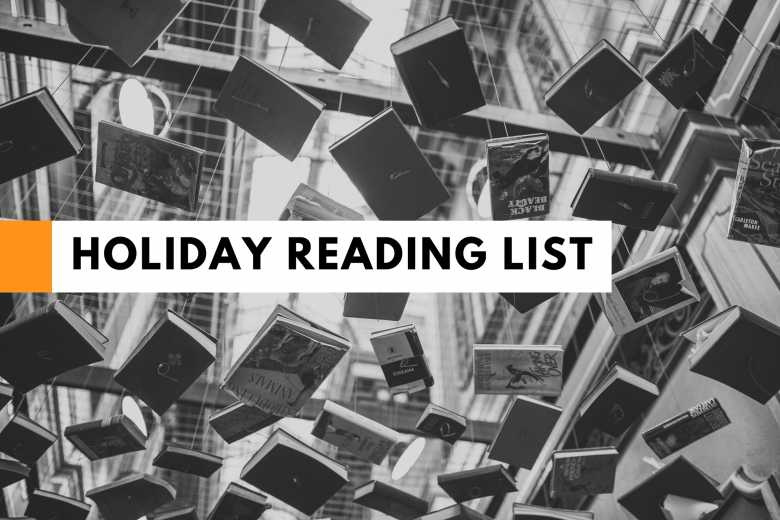 Holiday reading list 2019