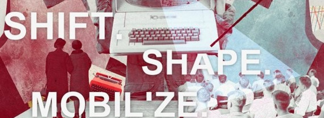 SHIFT. SHAPE. MOBILIZE. Blogger Workshop in Berlin 2015