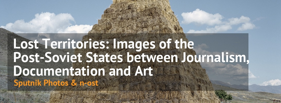 Discussion on images of the Post-Soviet states between journalism, documentation and art